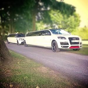 Audi & Range Rover Limo