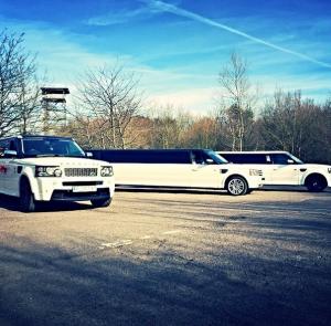 Range Rover Limos